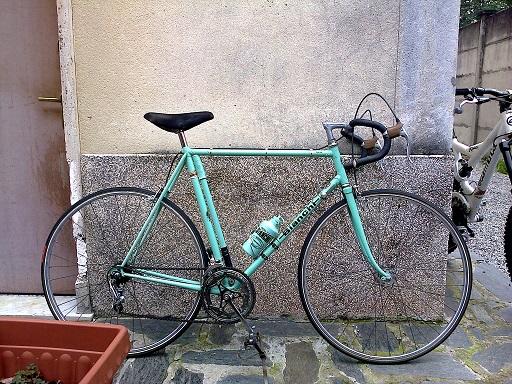 Restauro Biciclette Depoca Bistro Bike